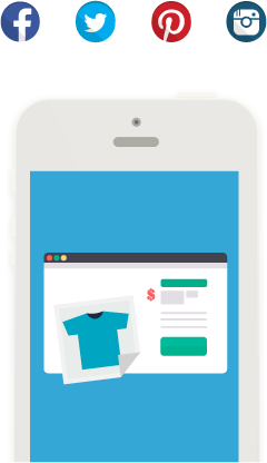 Boutir - One Click to spread your product online