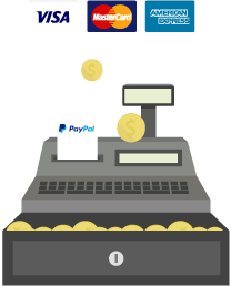 Boutir - Integrated with online Payment Gateway